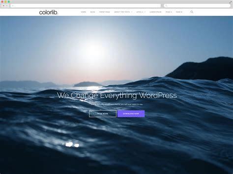 Best Free WordPress Themes 2018   Colorlib