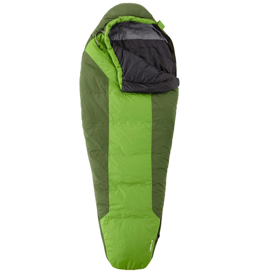 Test sac de couchage Mountain Hardwear Lamina 35 - I-Trekkings