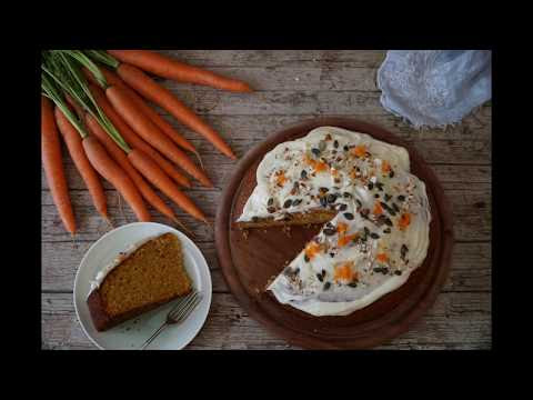 Un canale you tube all'improvviso e una Carrot cake in stop motion