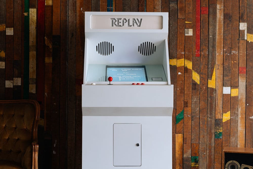 Bring Home A Blast From The Past With A Customized Arcade Cabinet