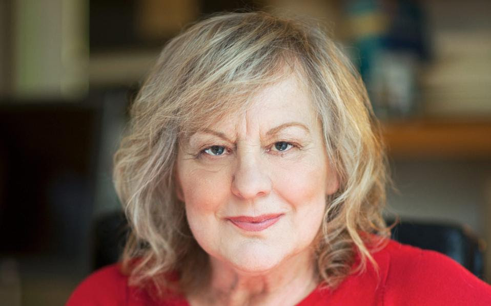 Η Βρετανίδα συγγραφέας Σου Τάουνσεντ