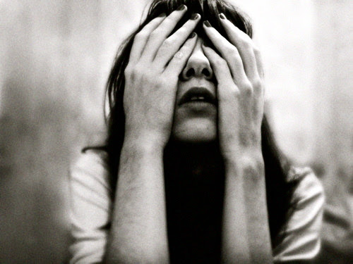 alone, crying, depression, girl, lonely - image #214062 on ...