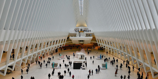 Twin Dies After Fall From Escalator In World Trade Center Transit Hub