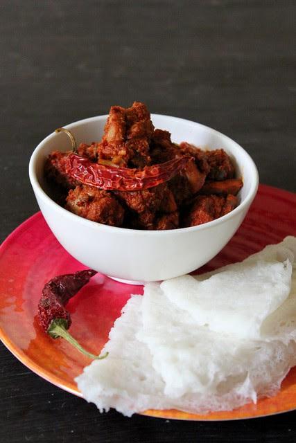 Mangalorian Chicken Ghee Roast