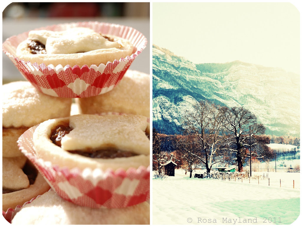 Mince pies Picnik collage 5 bis