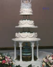 Walmart 3 Tier Wedding Cakes   cake 210 3 tier cake on