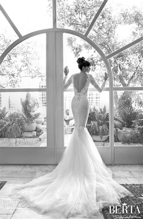 Berta 2014 Summer Edition Wedding Dresses   Wedding Inspirasi