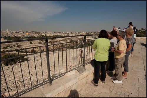 gezicht op jeruzalem by hans van egdom
