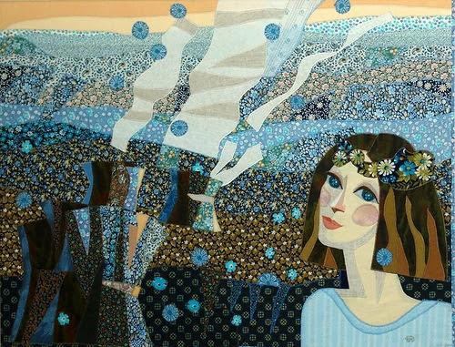 Textile by Valentina Maximova