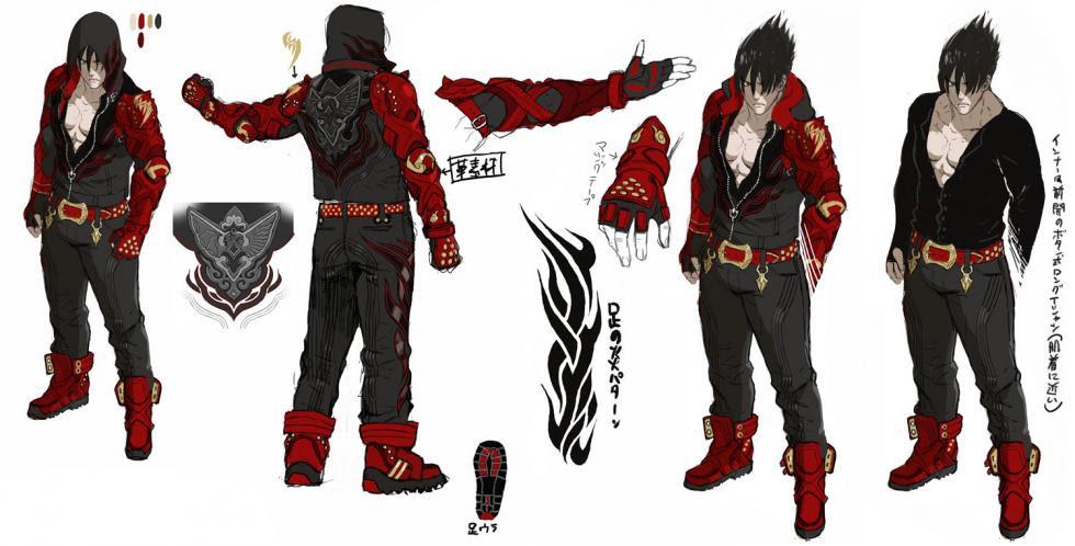 Tekken 7 Jin Kazama Images