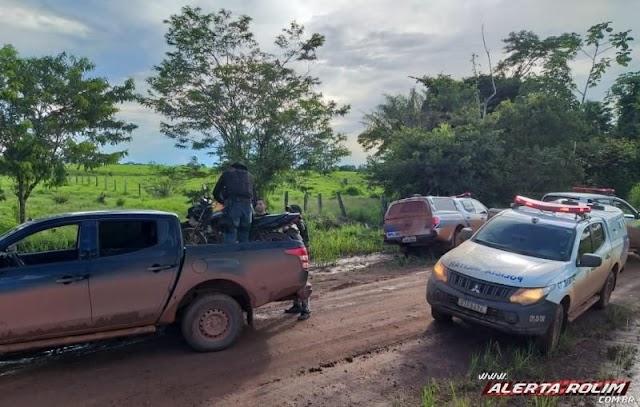 URGENTE – Foragidos da prisão em Alvorada e suspeitos de terem matado sitiante durante roubo são presos em operação conjunta da PM, PC e Polícia Penal