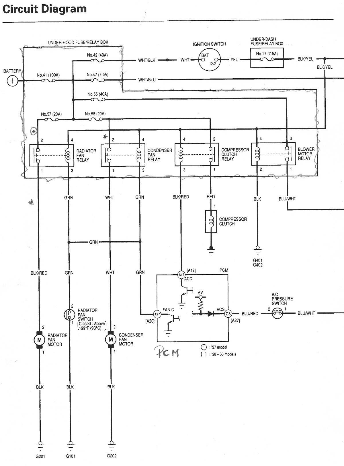 2006 Chevrolet Uplander Wiring Diagram