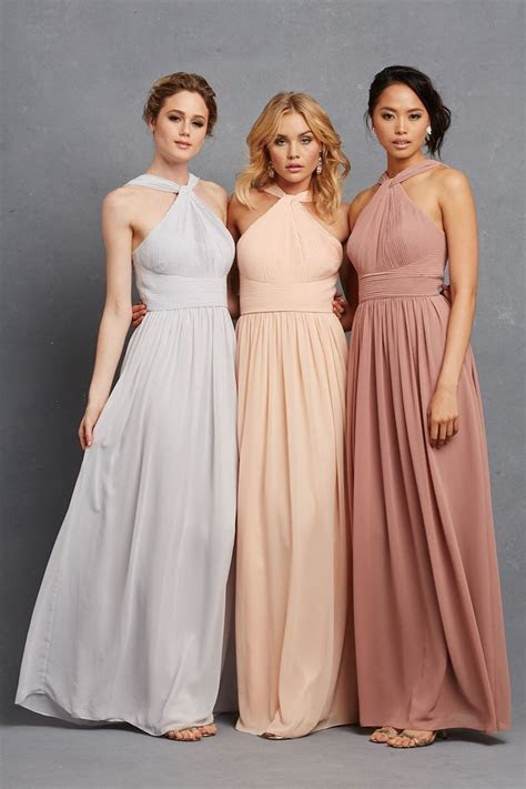 Glitzy Bridesmaid Dresses Your Girls Will Want to Wear