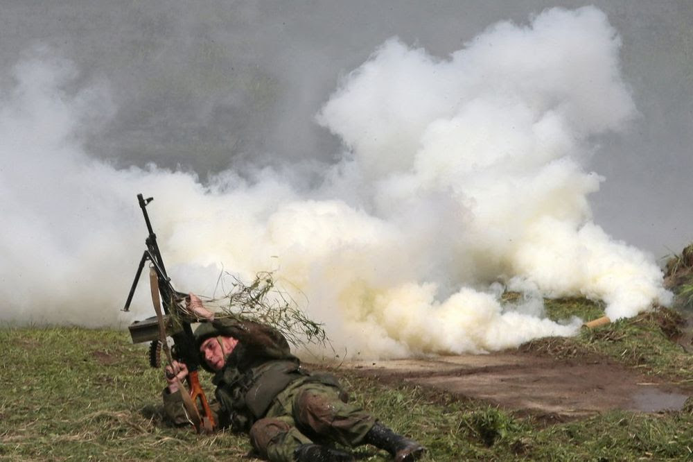Manevri ruske vojske