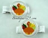 Boutique Turkey Thanksgiving Clippies