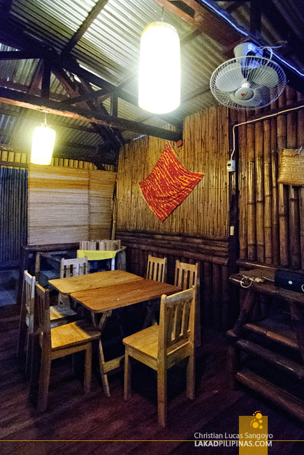 Cozy Interiors at Jacko's Kan-Anan in Iligan City