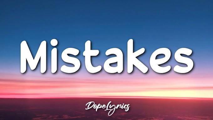 Becktoria - Mistakes (Lyrics) 🎵