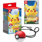 Pokémon: Let's Go, Pikachu! w/ Poké Ball Plus Video Game for Nintendo Switch
