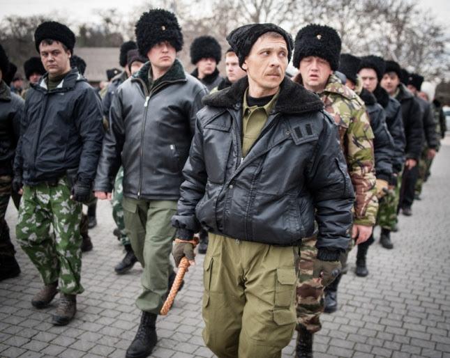 Ukraine Revolution: Crimea