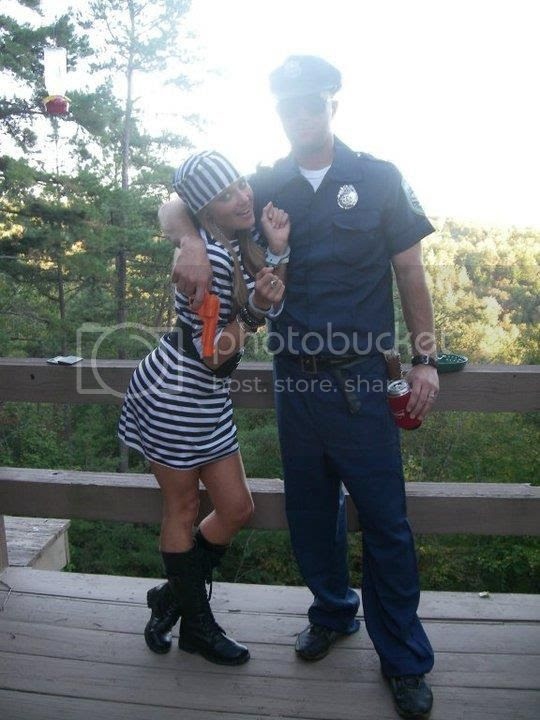 i didn't mind getting arrested by him at all ;)
