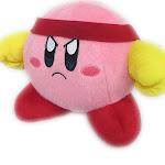 "Kirby Fighter Plush 6"""
