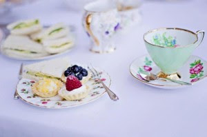 Afternoon Tea With Miss Sue Flay