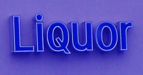 Liquor blue