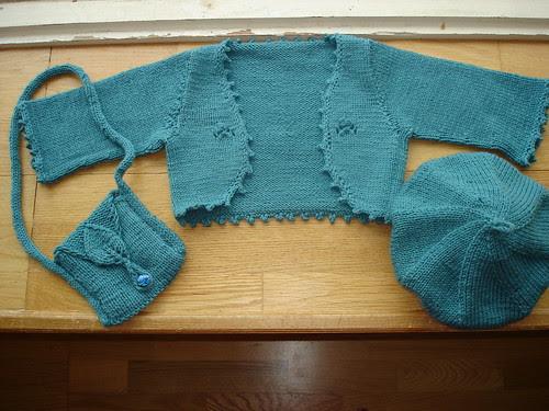 Hazels sweater set