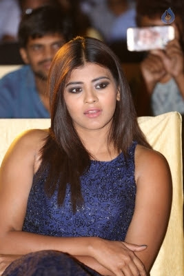 Hebah Patel at Andhhagadu Pre Release Event - 21 of 21