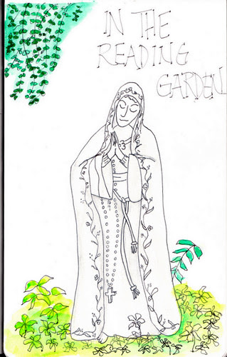 Mary by Maroonic