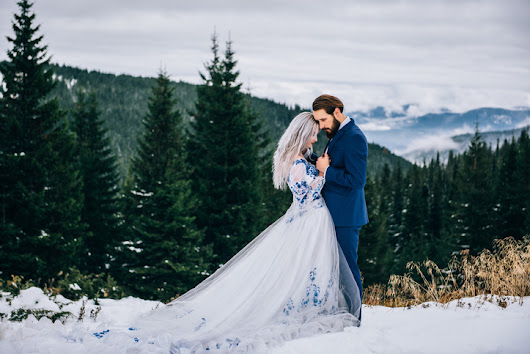 What to Wear to a Winter Wedding in Lake Tahoe 2017 - High Mountain Weddings