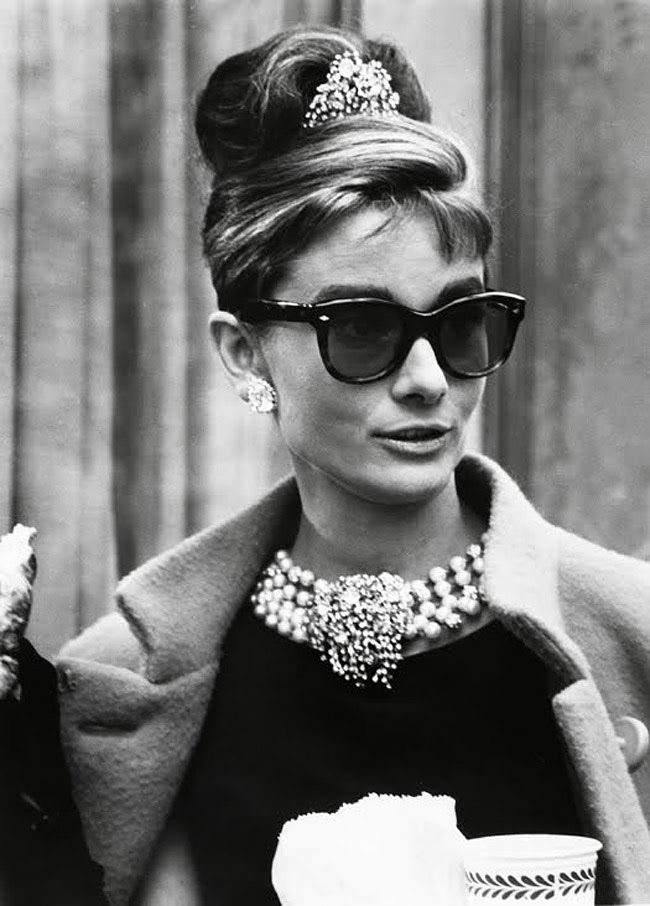 Audrey Hepburn Fashion, Breakfast at Tiffanys, Funny Face, Sabrina