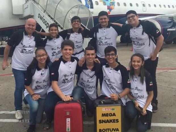 Pelo 2° ano consecutivo, grupo irá ao exterior participar de mundial (Foto: Divulgação/ Sesi Boituva)