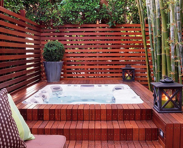 25 Amazing In Ground And Above Ground Hot Tub Ideas Worthminer