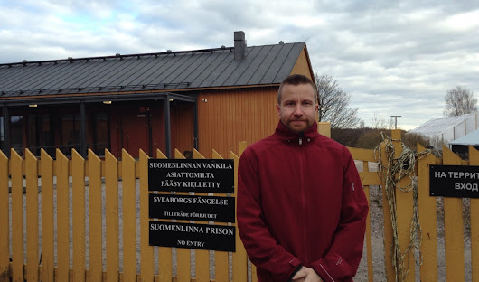 In Finland's 'open prisons,' inmates have the keys