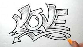 Grafiti Keren Kertas