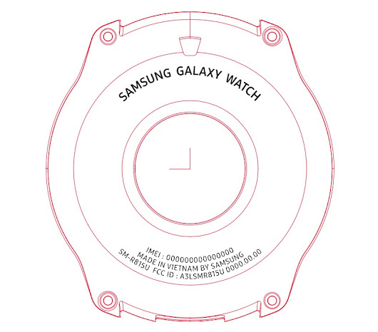 Samsung Galaxy Watch Hits FCC, With LTE In Tow