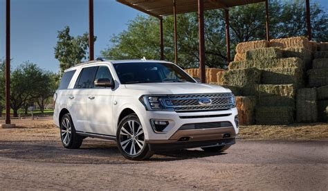 2021 Ford Expedition King Ranch Review