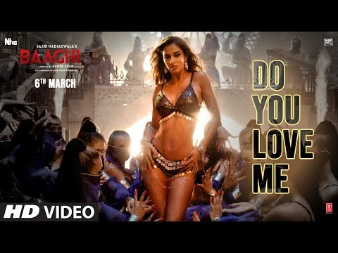 Do डु यु You Love Me item song lyrics by Disha Patani|Baaghi3
