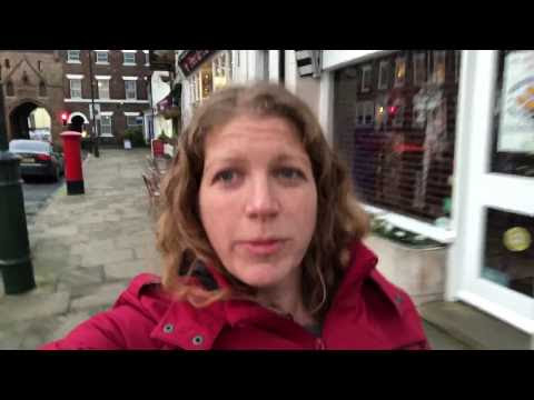 Brigid gives you a tour of Beverley, England