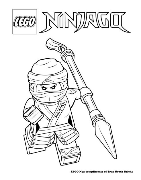 Garmadon Ninjago Coloring Pages | Monaicyn Kitchen Ideas
