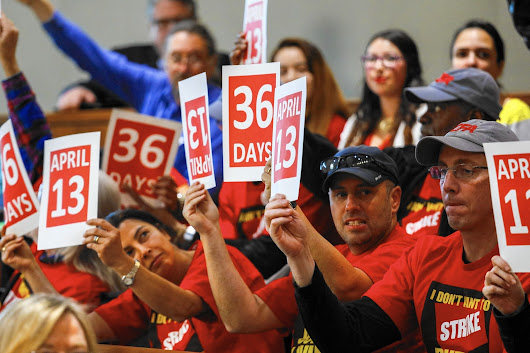 As a potential strike looms, Cal State faculty and trustees remain at odds over pay