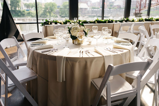 Neutral Elegance with Jordan + Jake - Infinity Events & Catering Blog