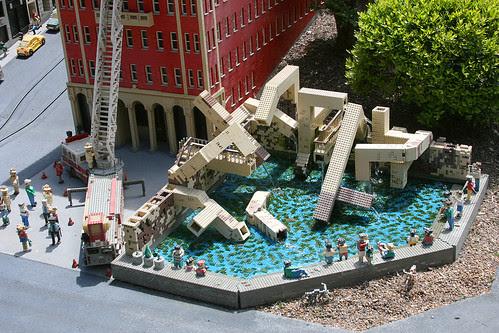 embarcadero water sculpture