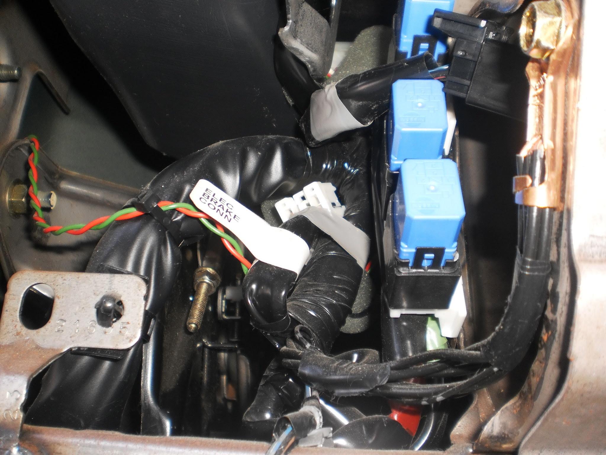 98 Nissan Frontier Trailer Wiring