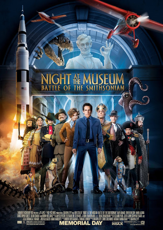 Watch Night at the Museum: Secret of the Tomb Full Movie HD