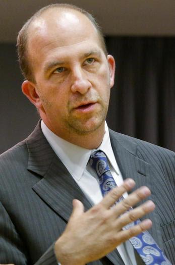 L.A. school board member Steve Zimmer