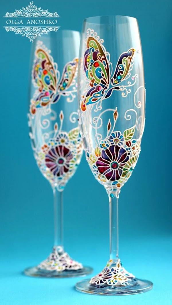 Artistic wine glass painting ideas (21)