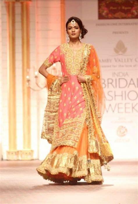 Bridal Sharara Designs 2017