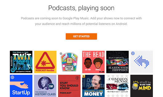 Google Play Music to Offer Podcasts! | Droid Life